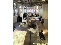 Open office room space in the City to share with architecture company, approx 950 sqft