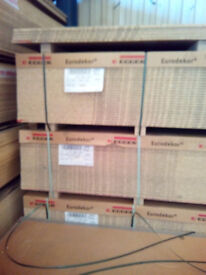 32x Egger Eurodekor MFC Laminated Chipboard panels - Driftwood 15mm - 2800 x 2070
