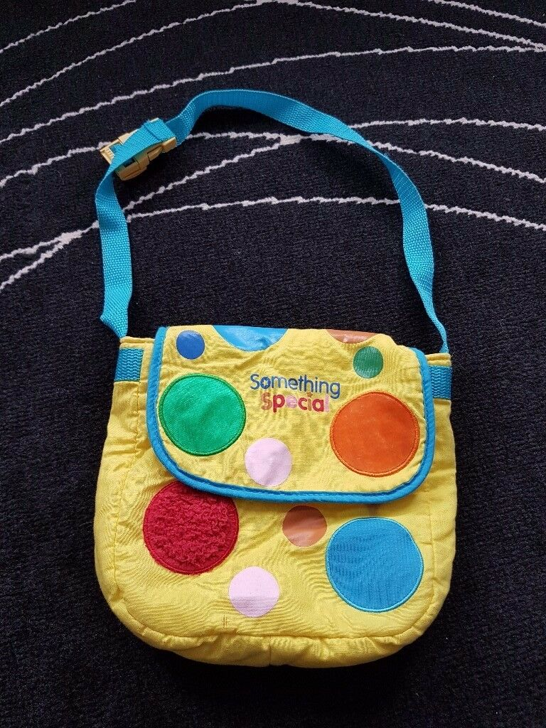 Mr tumble bag