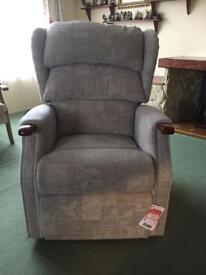 Westbury Dual Motor Mobility Chair
