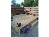01382 250280 | Garden Decking Dundee | Fencing, Decking and Home Decor