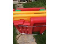 Little Tikes Junior activity gym slide from Argos
