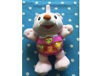 VTech Pink Lottle Singing Bear