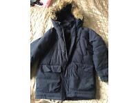 Gap boys coat age 8-9
