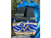 Welsh Slates for Roof 500 x 250mm / 20 x 10 inches - New, Unused and Pre-Holed