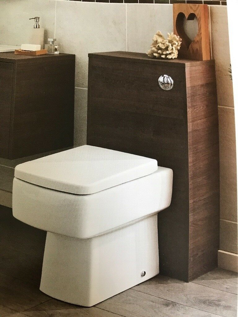 Quality back to wall toilet unit (Cabinet only NO toilet) BRAND NEW ...