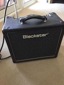 Blackstar HT1 guitar amp (rarely used)