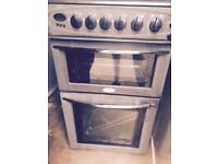 Gas Cooker 50cm double ovens - free delivery