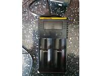 Nitecore i2 charger excellent condition