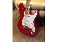 Peavey PREDATOR Hand Crafted in the USA 1992 (25 years old!) strat guitar
