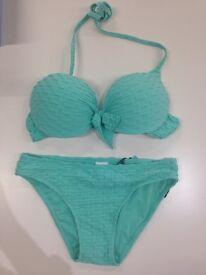 Brand new mint bikini