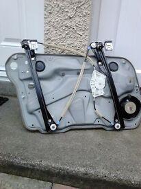 elec motor window runner panel