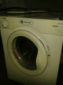 Tumble dryer not working ideal for spare parts