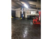 Mechanical garage full set up prime location situated in Staffordshire moorlands