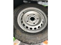Ford transit Bridgestone custom spare wheel brand new