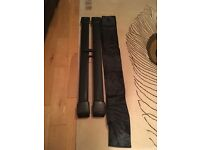 Authentic land rover freelander 2 roof rack