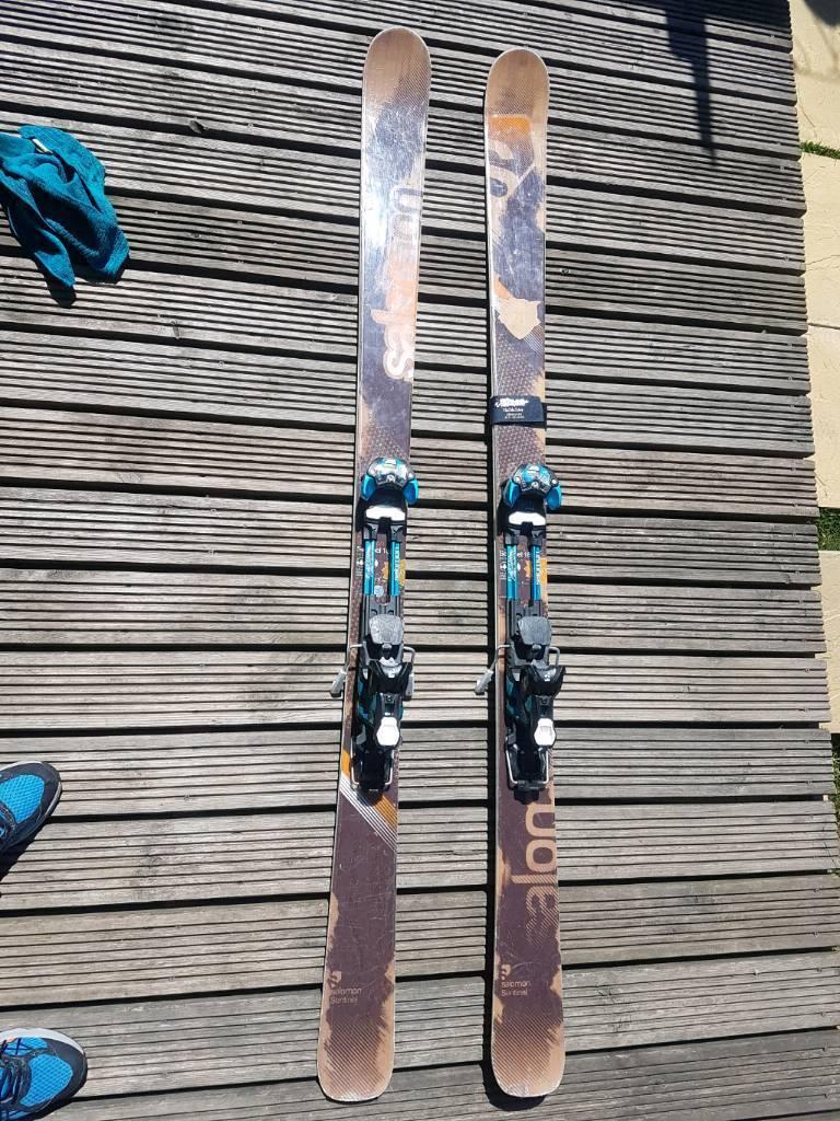 Salomon sentanil Ski touring skis
