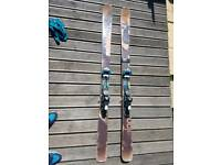 Salomon sentanil Ski touring skis