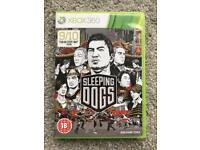 Sleeping dogs (Xbox 360) £10
