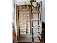 Storage cupboard with Shelves