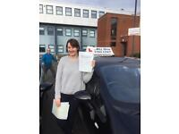 Driving lessons in Edinburgh & Musselburgh £27