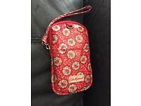 Cath kidston gadget case camera red print