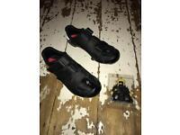 Men's SPD Cycling Shoes Size 9.5