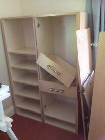 Kitchen/study cupboards