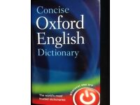 Concise Oxford English Dictionary 12th ed. for sale