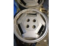 Set of Toyota 14 Inch Alloy Rims Wheels 4 Stud in West London Area