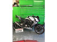 2009 Kawasaki z1000