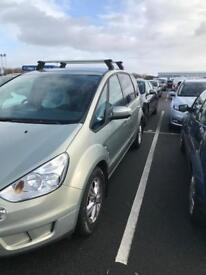 2L FORD S MAX 7 SEATER