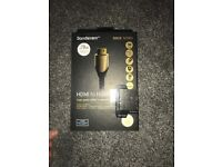 Sandstrom hdmi cable rrp £79.99 never used still boxed