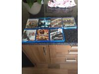 Blu Ray movies x7 (3 new and sealed)