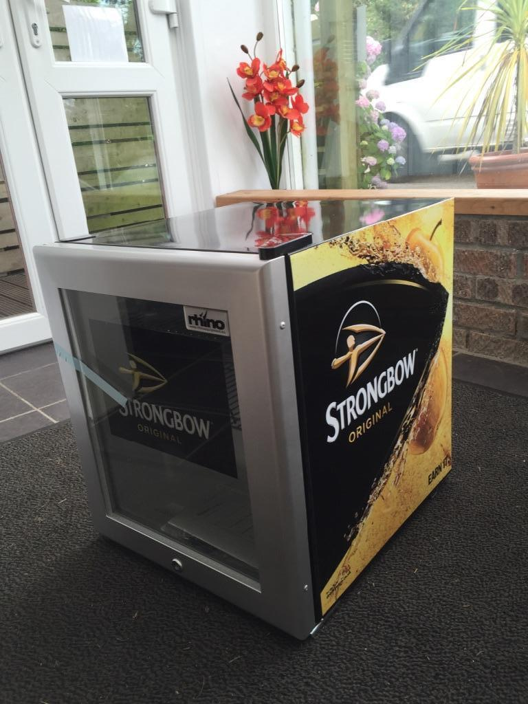 Strongbow Beer Fridge Mini Fridge In Newquay Cornwall