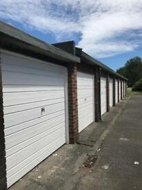 GARAGE TO LET (4.84m by 2.52m) - Forest Hall / Palmersville Area £50 PER MONTH
