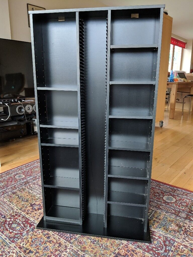 argos cd dvd storage unit in new gorbals glasgow gumtree. Black Bedroom Furniture Sets. Home Design Ideas
