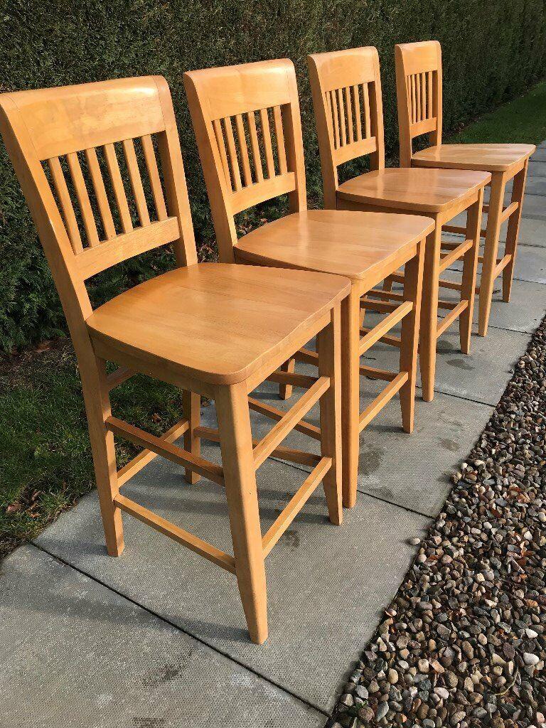Marvelous Breakfast Bar Stools In Blairgowrie Perth And Kinross Gumtree Cjindustries Chair Design For Home Cjindustriesco