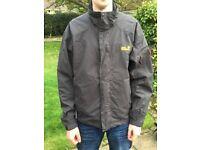 Men's Jack Woolfskin waterproof coat