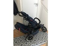 Phil & Teds Sport Double Buggy Pram for sale