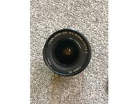 Cannon lens 18-55mm
