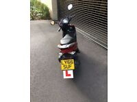 Honda Vision 110cc MUST GO! SELLING CHEAP! 1850 miles! 25 months STILL left of HONDA GUARANTEE!