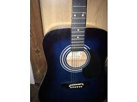 Encore BLUE Guitar