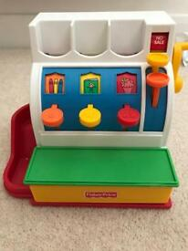 Fisher Price Classic Cash Register
