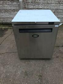 Very good condition commercial undercounter Foster chiller commercial chiller stainless steel £160