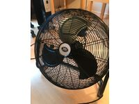 "REDUCED Prem-I-Air 18"" (45 cm) High Velocity Air Circulator 100W Very powerfull"