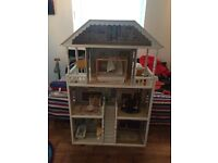 Lovely dolls house for sale