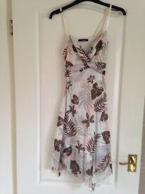 Jane Norman dress size 12 (Leaf)