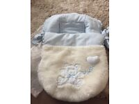 Car seat cover rosy Fuentes