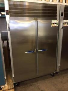 NEW TRAULSEN 2 DOOR S/S COOLER - DON'T WASTE TIME AND MONEY ON TRUE OR CHEAP IMPORTS